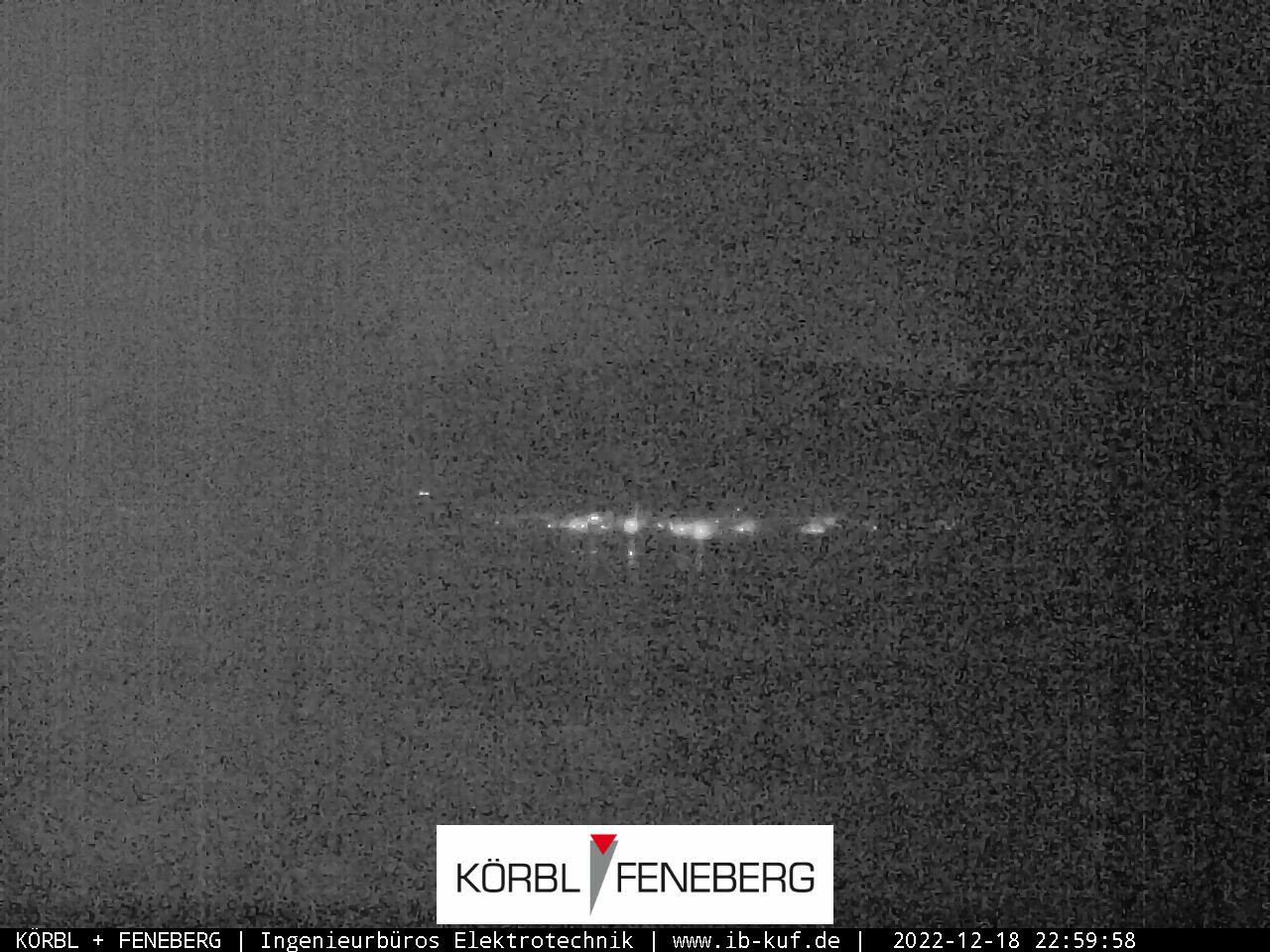 Panorama Webcam Allgäu - Füssen - Der Blick von Ingenieurbüro Körbl & Feneberg auf den Forggensee und die Kirche St.Maria und Florian in Waltenhofen, dahinter der Tegelberg
